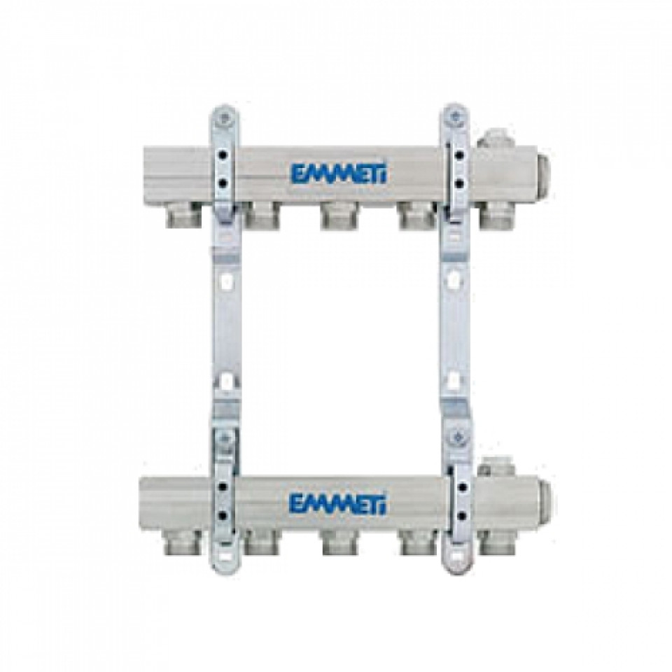 Central Heating Manifolds
