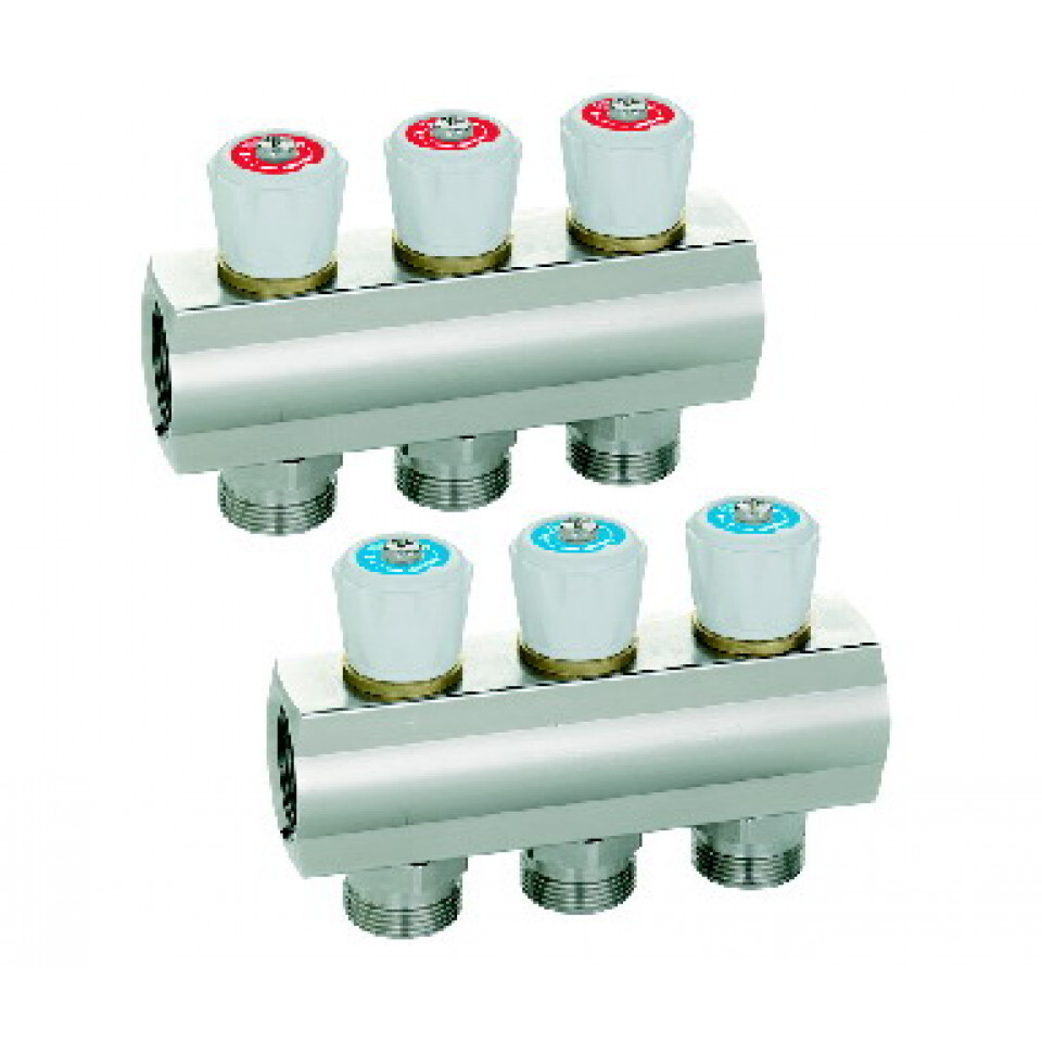 Plumbing and Heating Manifolds