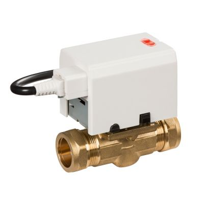 ESi Control ESZV282N2 Port 28mm Zone Valve - Neon Light and Plug_4445 from Heat Direct