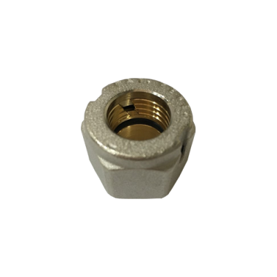 15mm PB Omnie Pipe Connector