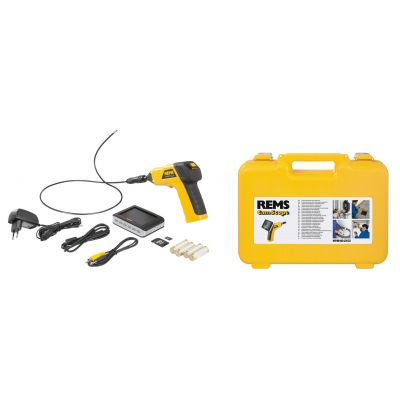 Rems Camscope Drain Inspection Camera Set 4, 5-1