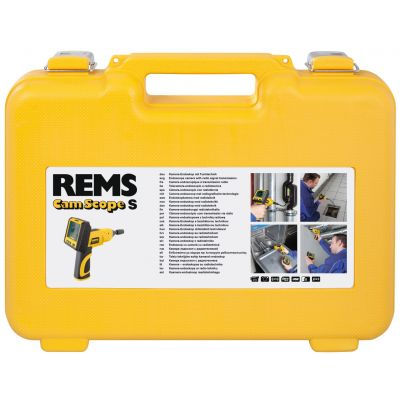 Rems Camscope Drain Inspection Camera - S Set 16-1