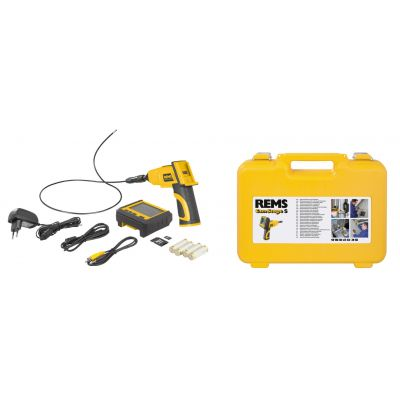 Rems Camscope Drain Inspection Camera - S Set 4,5-1