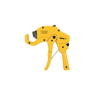 Rems Pipe Cutter ROS P42 Plastic Multilayer Pipe Cutter