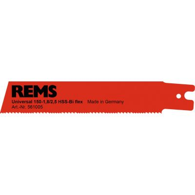 Rems Universal Saw Blade 150 (pack of 5)