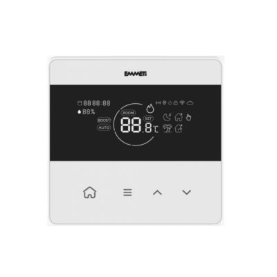 Emmeti Zona Thermostat - White