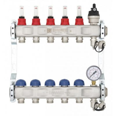 Emmeti Heating Manifold from Heat Direct