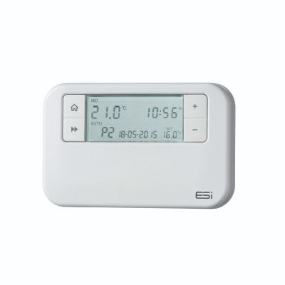 ESRTP4 Esi Control Programmable Room Thermostat