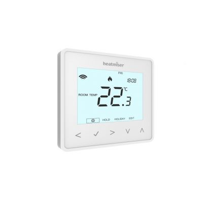 Heatmiser NeoAir V2 Smart Thermostat - White
