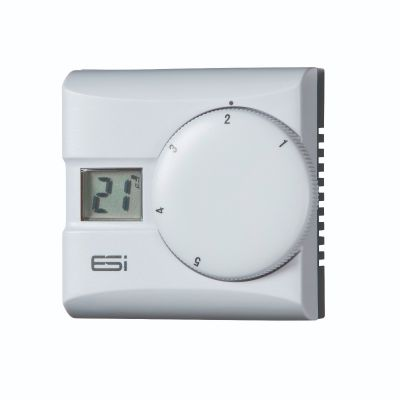 ESRTD2 Esi Control Elect Digital Room Thermostat vf With TPI from Heat Direct