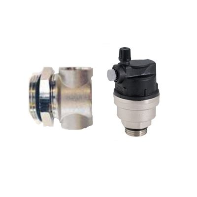 Emmeti Manifold Extension Kit - T Piece and AAV
